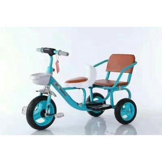 Xe đạp đôi ba bánh- xe đạp xích lô hai ghế