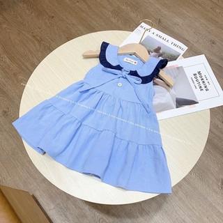 Set bộ và váy xanh thuỷ thủ bé trai bé gái mặc đều xinh, Set bộ bé trai, Set bộ bé gái