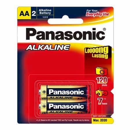 Pin Panasonic AA2