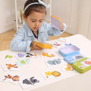 Montessori đồ chơi trẻ em khai sáng thẻ nhận thức để kích thích học tập giáo dục sớm thẻ đồ chơi toán học cho bé