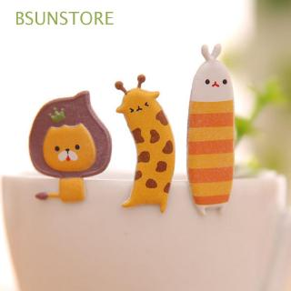 BSUNSTORE SST* 1 Sheet Kawaii Cute Animal Kindergarten Gift 3D Stickers