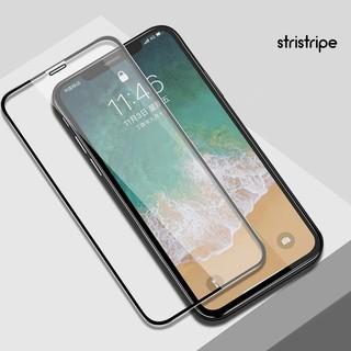 STR Full Cover Temper Glass Screen iPhone Plus XR XS Tempered Film