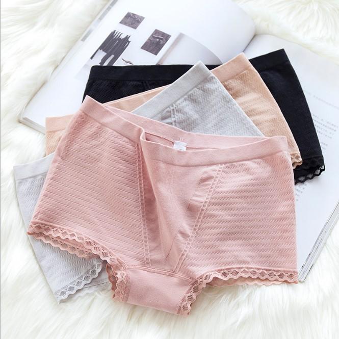 Quần lót nữ, quần mặc trong váy cotton co giãn mềm mịn Q/C031
