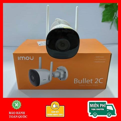 Camera IP 2M WiFi Ngoài Trời IMOU F22EP 1080P Full HD - Chính hãng Dahua Việt Nam