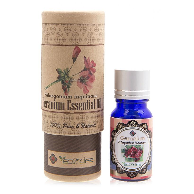 Tinh dầu hoa phong lữ Ecolife – Geranium E.O