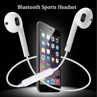 Tai nghe điện thoại bluetooth không dây S6 cao cấp êm tai cho iphone oppo samsung điện thoại thông minh F748SP3