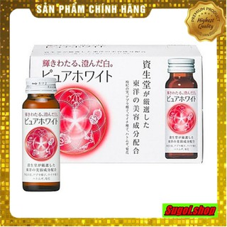 Collagen Shiseido Pure White nước - Nhật Bản, Purewhite nước Nhật Bản. thumbnail