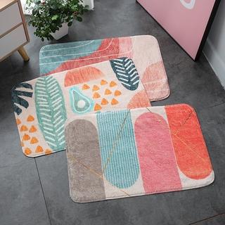 thảm lót sàn Chống Trượt In Hình Lolvey 40x60cm
