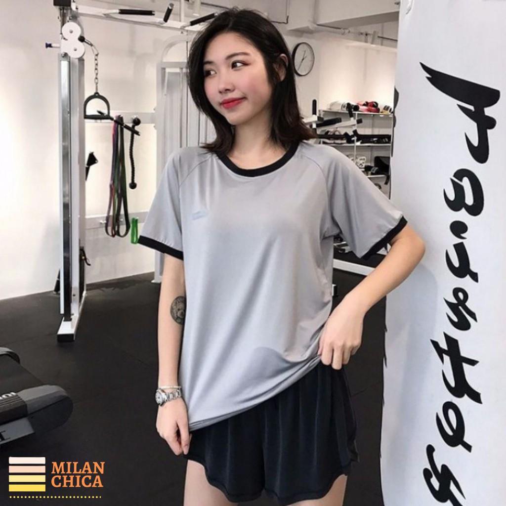Áo Thun Thể Thao Nữ Summer (Đồ Tập Gym,Yoga) (Không Quần) - Cửa Hàng Việt Nam - Livan Sport