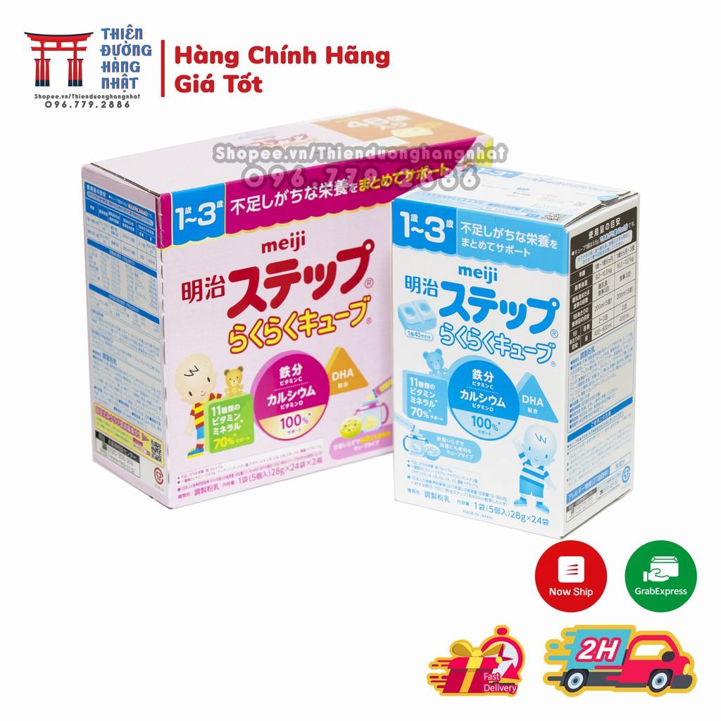 [Mã 267FMCGSALE giảm 8% đơn 500K] Sữa MEIJI 24 thanh 648g Nhật Bản