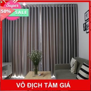 Rèm cửa xám trắng chống nắng cực tốt 🔆, sang trọng, nhiều kích cỡ, hoạ tiết – Rèm Cửa Thanh Minh