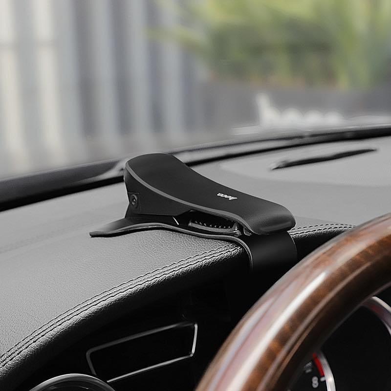 Giá đỡ kẹp điện thoại trên xe hơi HOCO CA50 chính hãng