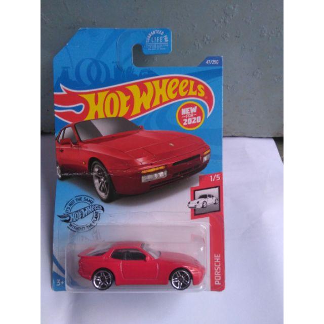 Xe Hotwheels 1989 Porsche 994 Turbo , giá rẻ