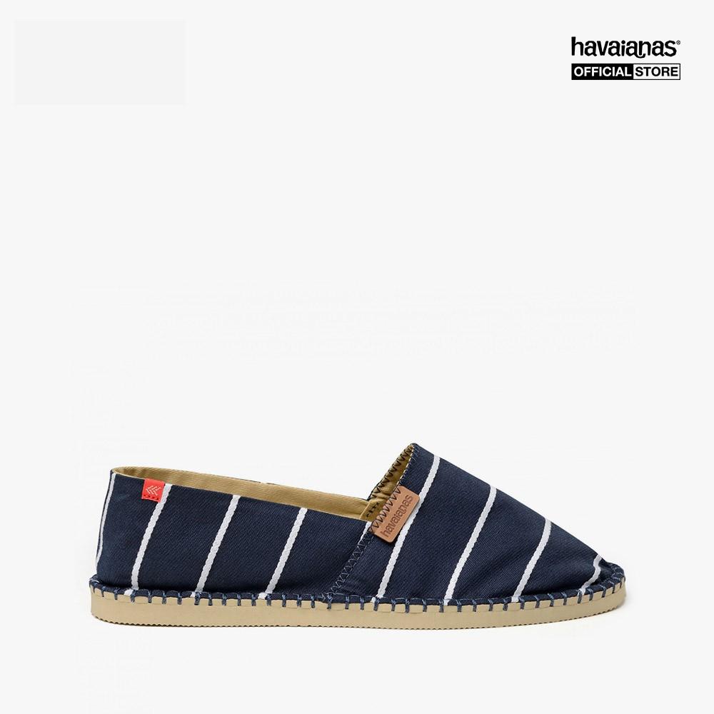 HAVAIANAS - Giày đế bệt nữ Origine Stripes 4141222-0555