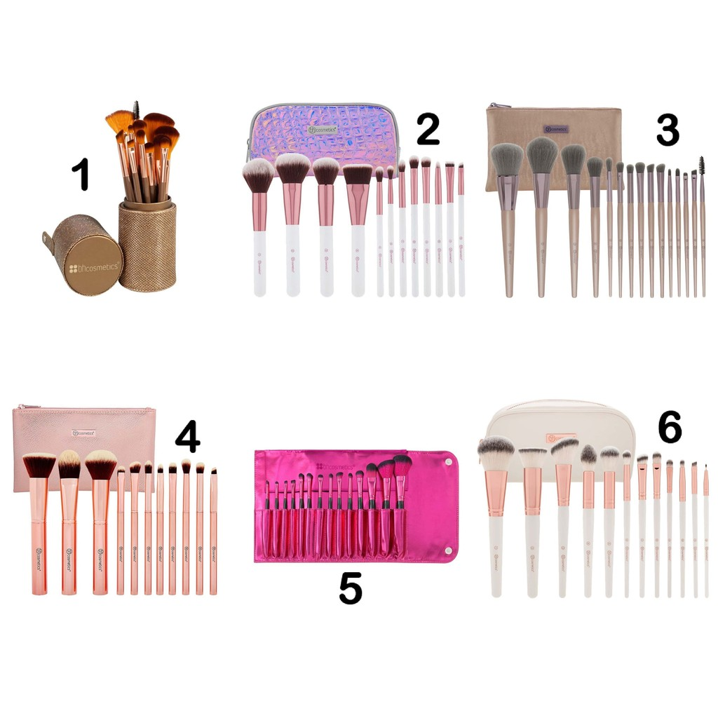 Bộ cọ BH Cosmetics - 6 loại cọ - 2501527 , 91936814 , 322_91936814 , 600000 , Bo-co-BH-Cosmetics-6-loai-co-322_91936814 , shopee.vn , Bộ cọ BH Cosmetics - 6 loại cọ