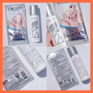 Thuốc tẩy tóc Thái Lan hàng chuẩn công ty đạt chứng nhận GMP đảm bảo an toàn giúp hỗ trợ nhuộm những màu sáng- Thái Lan
