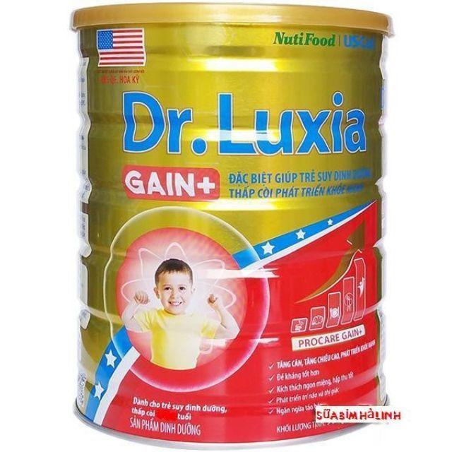 Sữa Dr Luxia Gain Nutifood 900g ( Date mới nhất