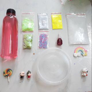 Kit Slime Hậu Cung/Combo slime