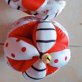 Bóng giải đố montessori dành cho bé 0 đến 6m