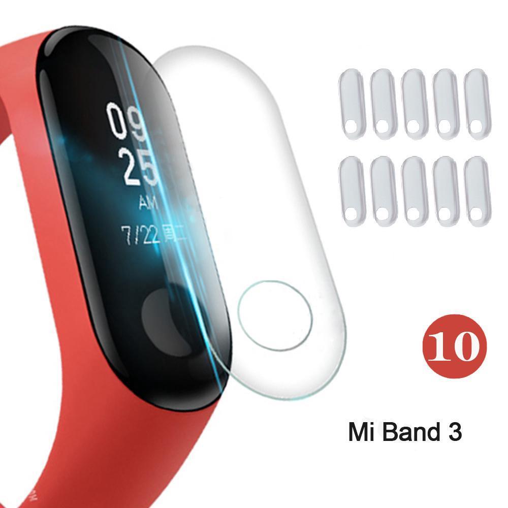 10 Miếng dán bảo vệ màn hình cho Xiaomi Mi Band 3