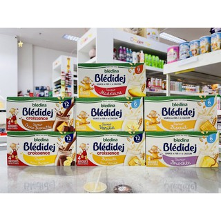 Sữa nước Bledina 6m 9m 12m hàng pháp Date T8-9 2021 thumbnail