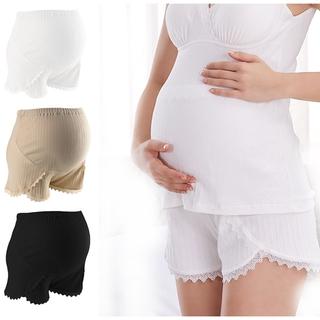 High-waisted Women Pregnancy Leggings Anti-Exposure big Size Underwear Adjustable Women Cotton Safety Pants