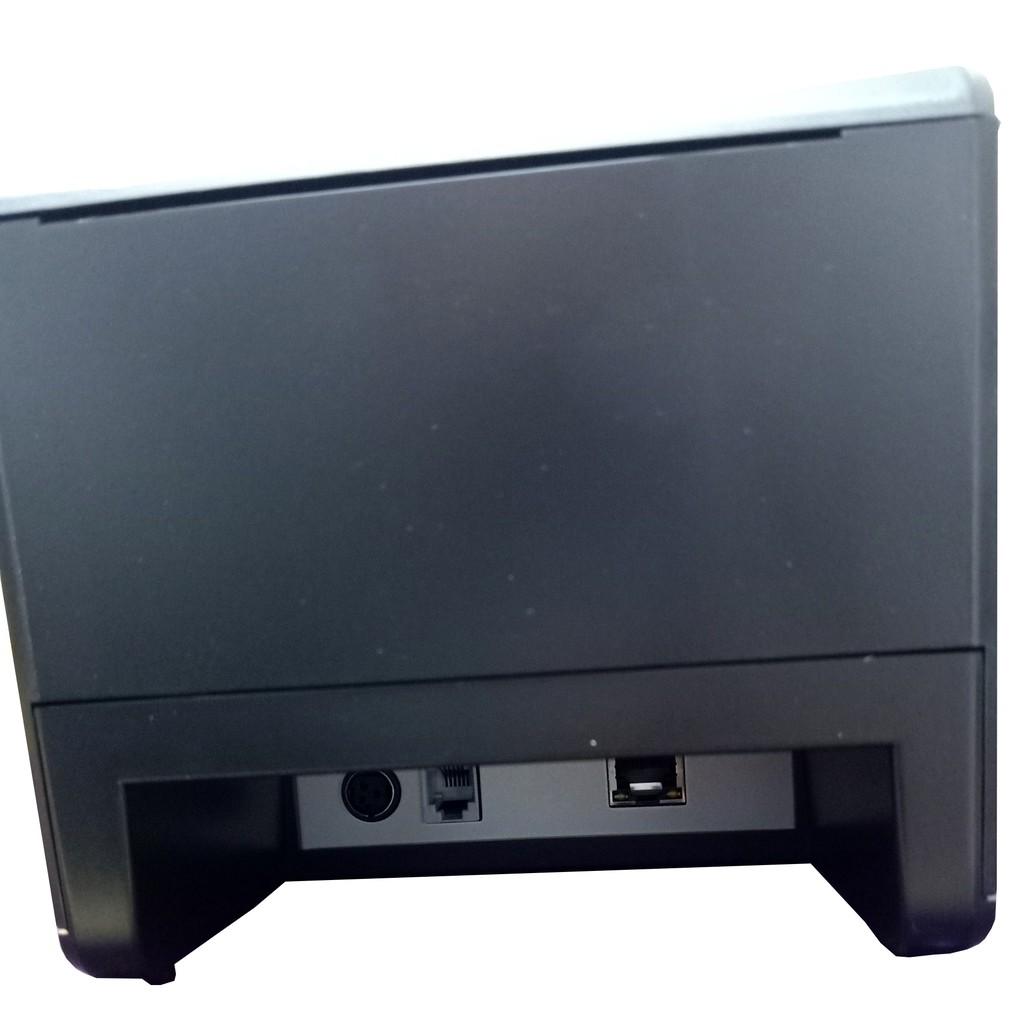 Máy in hóa đơn, bill nhiệt khổ K80 chính hãng Xprinter XP-N160ii cổng LAN