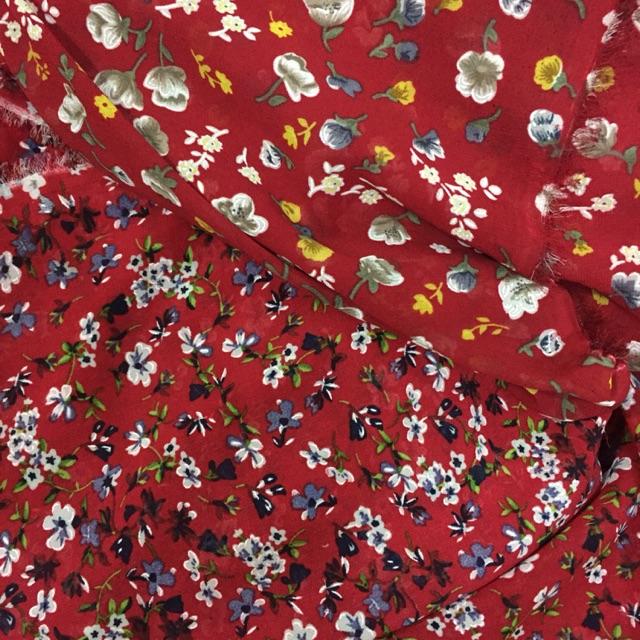 Von hoa đỏ
