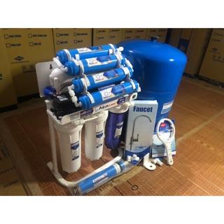 [Mã ELOCT300 Giảm 6% Tối Đa 300k] Máy lọc nước ro Aqua lead từ 8-11 cấp lọc bình áp 40l không tủ