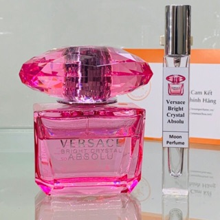 [Mẫu thử] Nước hoa Nữ Versace BRIGHT CRYSTAL ABSOLU thumbnail