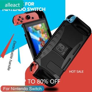 AL Vỏ silicon TPU cho Nintendo Switch Vỏ bảo vệ chống va đập Vỏ tay cầm tiện dụng thumbnail