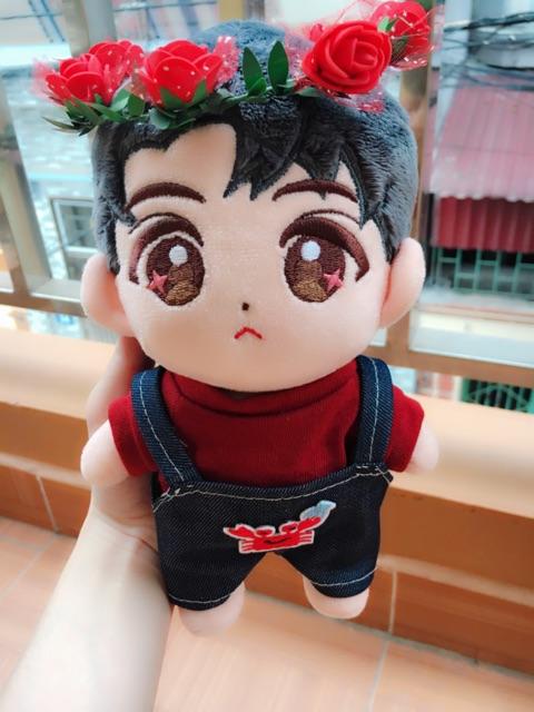 Set áo yếm cho doll