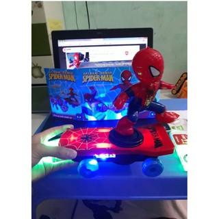 [SALE SẬP SÀN] Bộ đồ chơi người nhện lướt ván Cực Chất | HÀNG MỚI