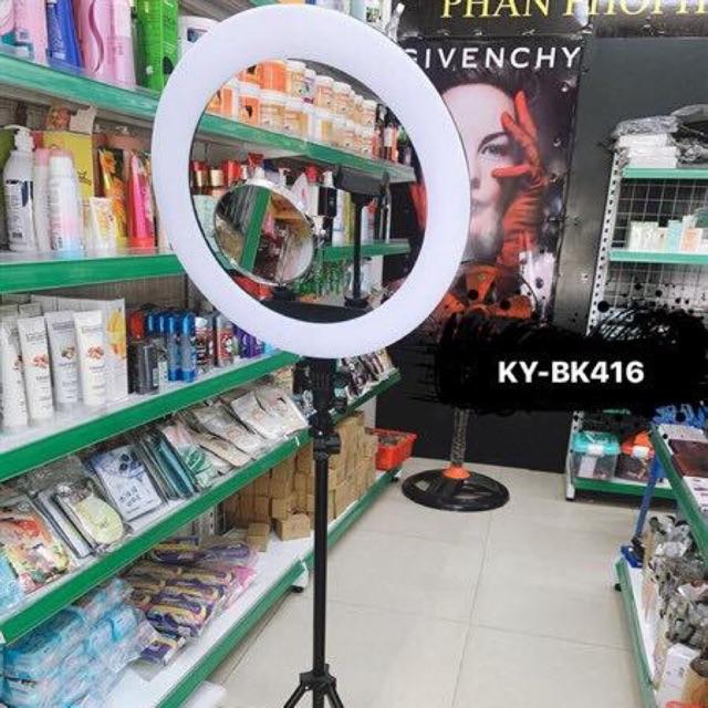 Đèn livestreams mã KY-BK416 bóng led 480 bóng