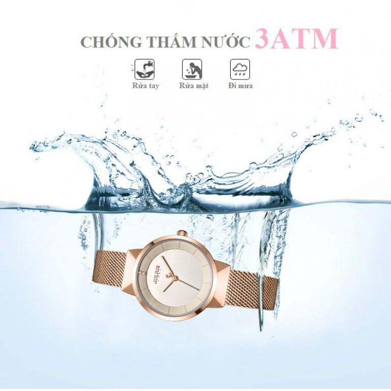Đồng hồ Nam Julius JA-1104MC (Đồng)