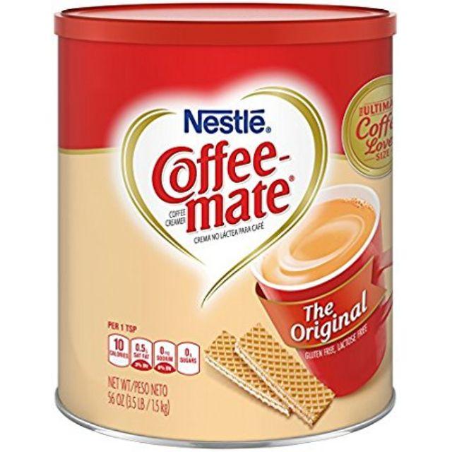 Date 8.2019 1.5kg Bột Kem Pha Cà Phê Nestle Coffee - Mate Original - 2674328 , 874364219 , 322_874364219 , 450000 , Date-8.2019-1.5kg-Bot-Kem-Pha-Ca-Phe-Nestle-Coffee-Mate-Original-322_874364219 , shopee.vn , Date 8.2019 1.5kg Bột Kem Pha Cà Phê Nestle Coffee - Mate Original