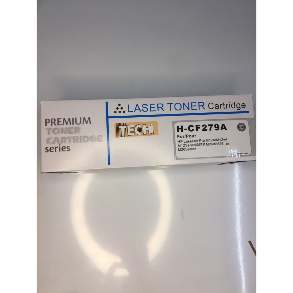 Hộp mực 79A [RẺ VÔ ĐỊCH] hộp mực HP 79A - cho máy in HP LaserJet Pro M12w / M12a / M26a / M26nw/... - CF279A