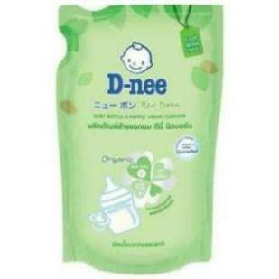 Nước rửa bình sữa DNee bịch 600ml