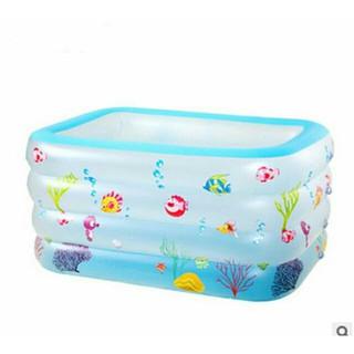 Bể bơi 4 tầng (kt 140*100*75cm)