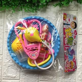 Sỉ 1 bộ đồ chơi bác sĩ cho bé:36.000