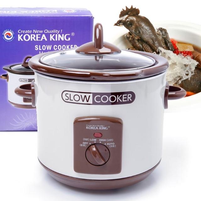 Nồi tiềm korea king 1,5 L