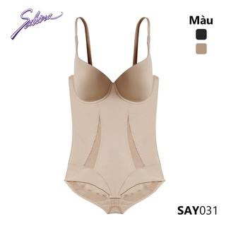 Bộ Đồ Lót Liền Thân Nguyên Người Bodysuit Cup Áo Có Gọng Màu Đen Hoặc Da Shapewear By Sabina SAY031 thumbnail