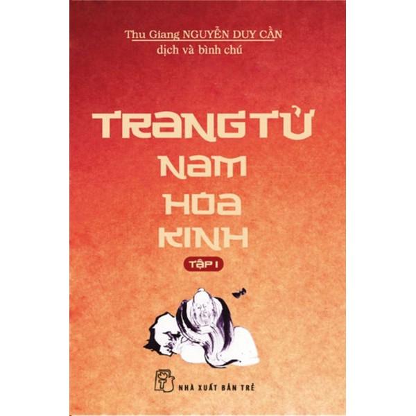 Trang Tử Nam Hoa Kinh 1 126706