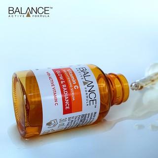 Hình ảnh [Mã FMCGMALL giảm 8% đơn từ 250K] Serum Trắng Da, Mờ Thâm Balance Active Formula Vitamin C Brightening 30ml-6