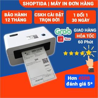 Yêu ThíchMáy in nhiệt Shoptida SP46 in đơn hàng, tem mã vạch, hóa đơn,livestream, dùng giấy in nhiệt tự dán bảo hành 12 tháng