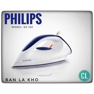 Bàn ủi khô Philips GC160- hàng nhập khẩu