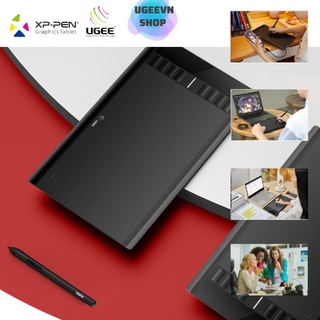 Bảng Vẽ Điện Tử UGEE M708 (XP-Pen Star 03 v2) 12inch Lực Nhấn 8192 Bút Stylus Không Sạc Chính Hãng (Quà tặng lựa chọn) thumbnail