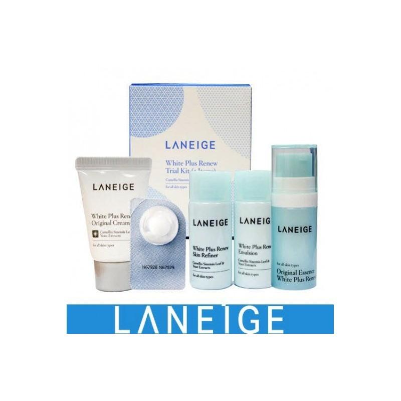 Bộ dưỡng trắng da LANEIGE (5 món) từ Hàn Quốc