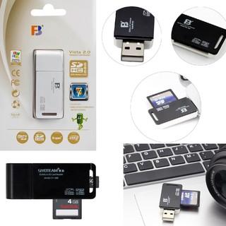 Đầu đọc thẻ nhớ SD Micro SD hàng chính hãng