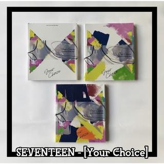Bộ Album Ảnh Của Nhóm Nhạc Seventeen – 8th Mini